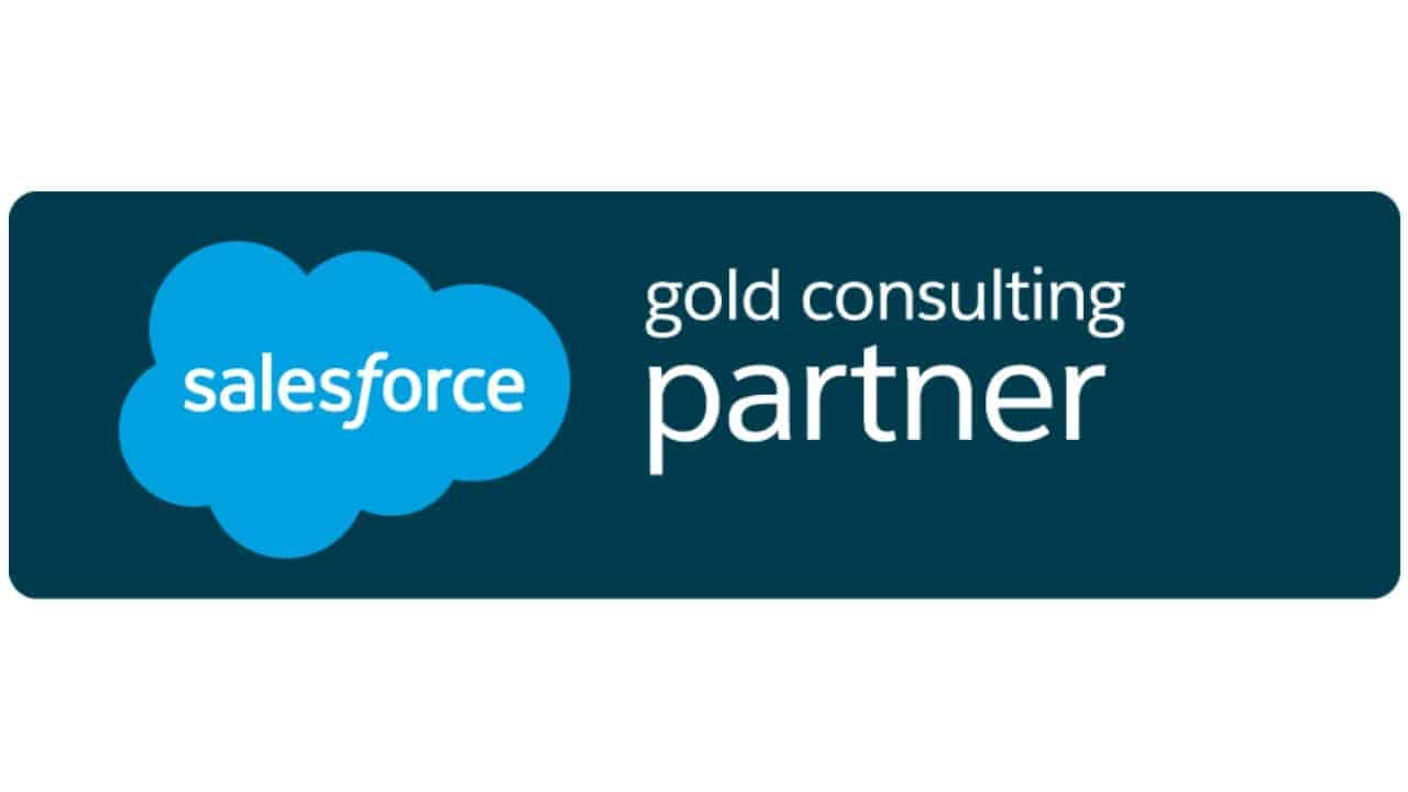 Salesforce Gold Partnership