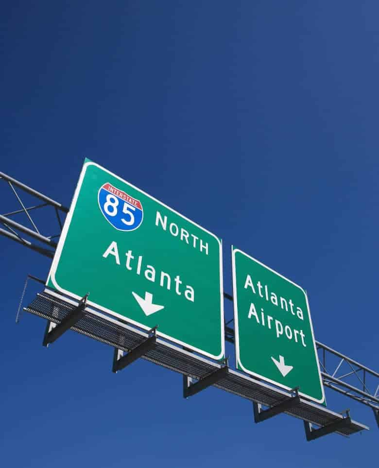 Atlanta-highway-sign