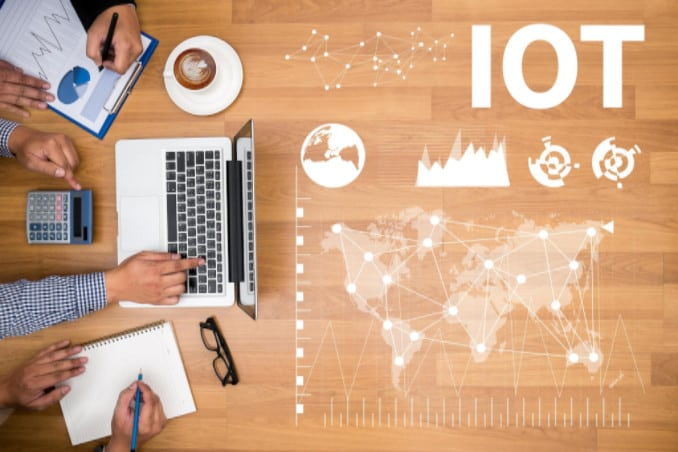 how IoT can help businesses