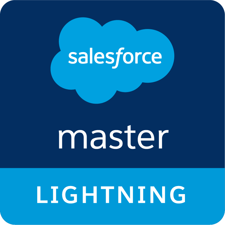 Salesforce Lightning Masters
