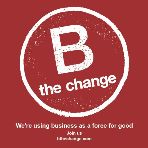 B Corp B the Change