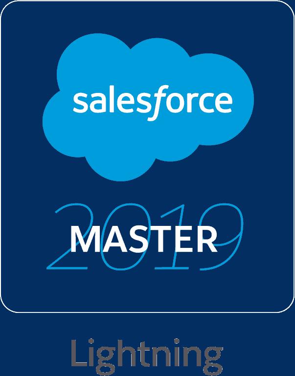 Salesforce Lightning Masters Badge