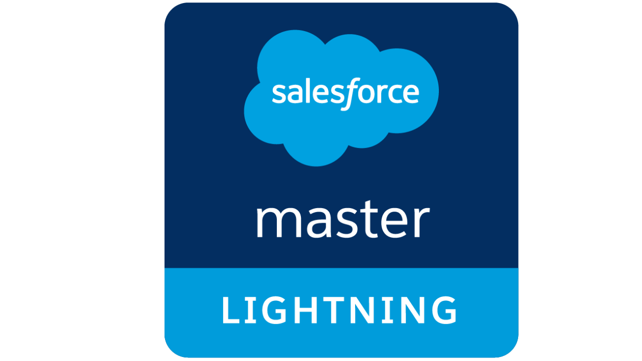 Salesforce Masters in Lightning Post Header
