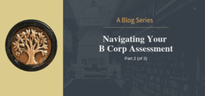 Navigating Your B Corp Assessment Ad Victoriam