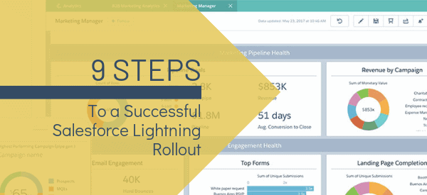 Salesforce Lightning Rollout Blog Image