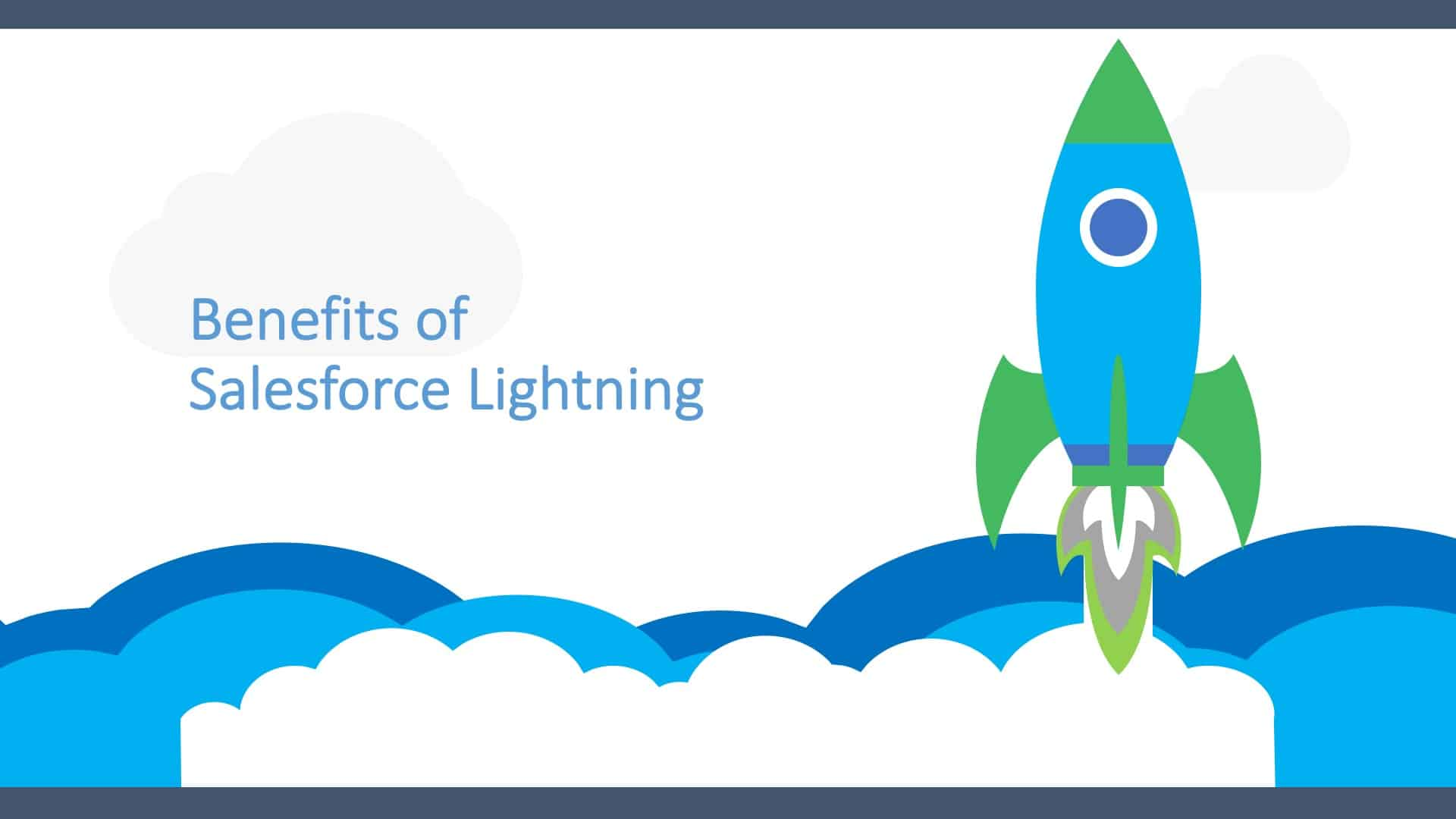 Benefits of Salesforce Lightning Webinar