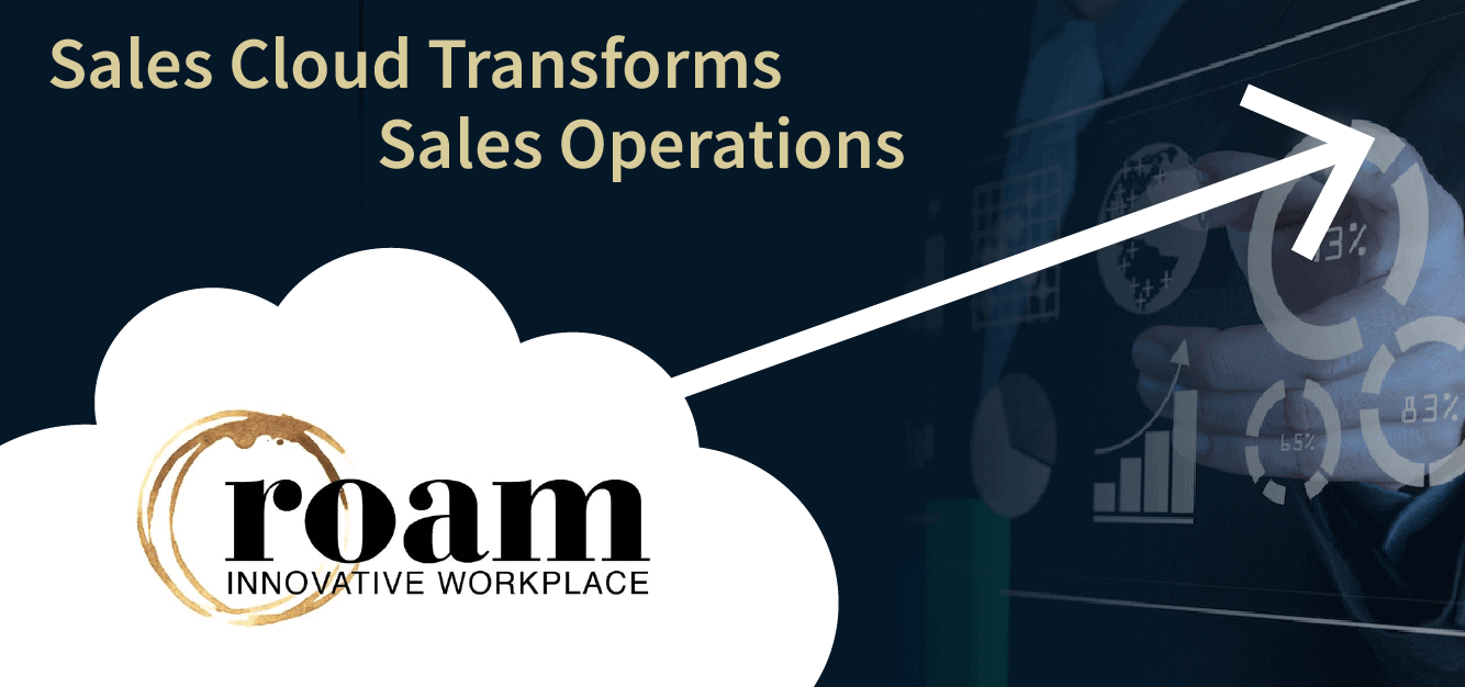 Sales Cloud Transforms Sales Operations