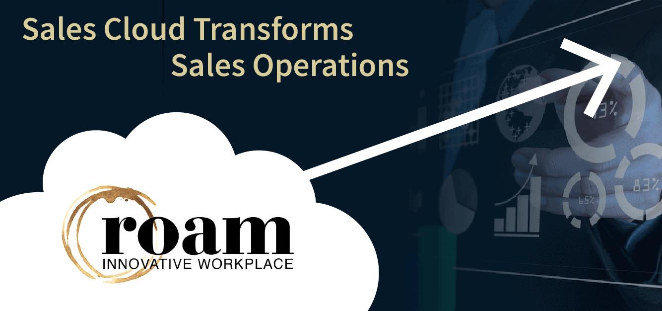 Sales Cloud Transforms Sales Operations