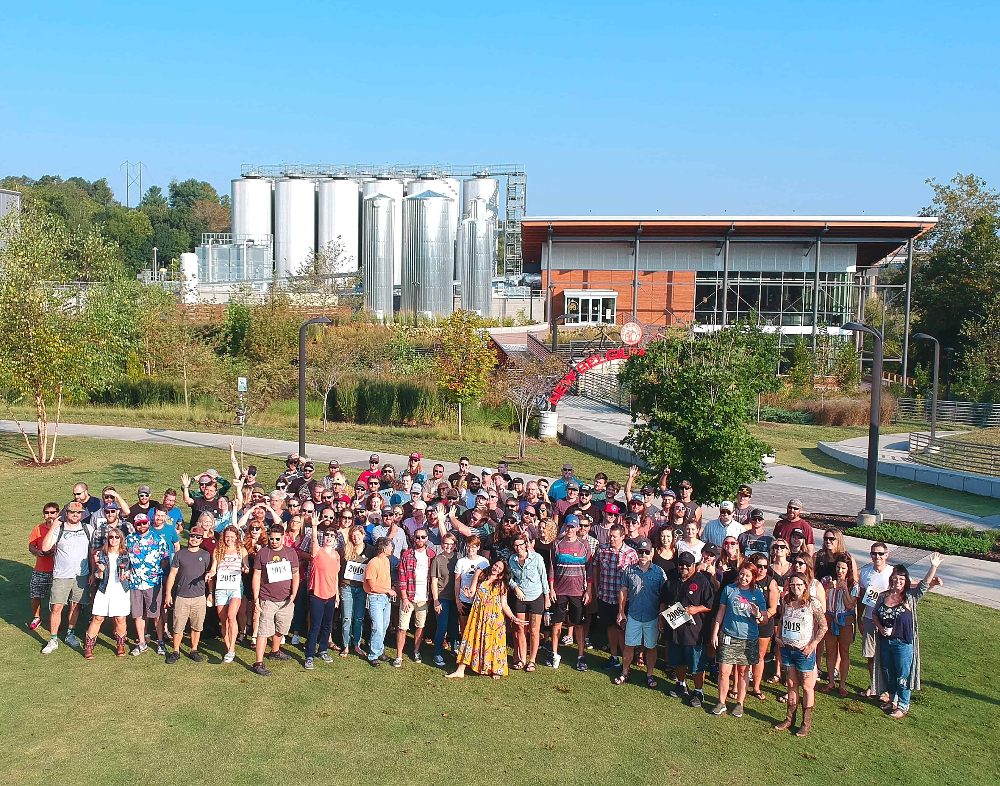 New Belgium Brewing Company 2019 Retreat