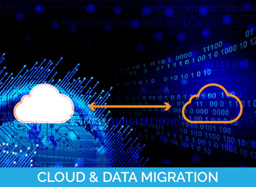 Cloud and Data Migration services