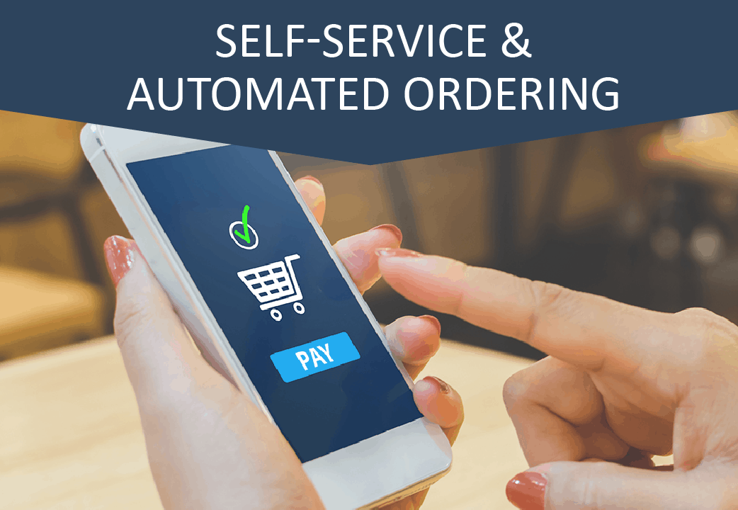Self Service and Automated Online Ordering
