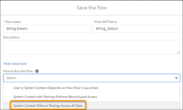 Save the Flow - Salesforce 2020 Summer Release