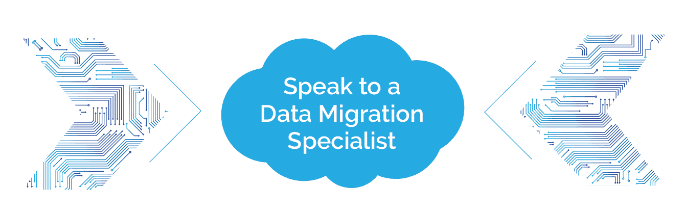 Data Migration Speak to a Specialist