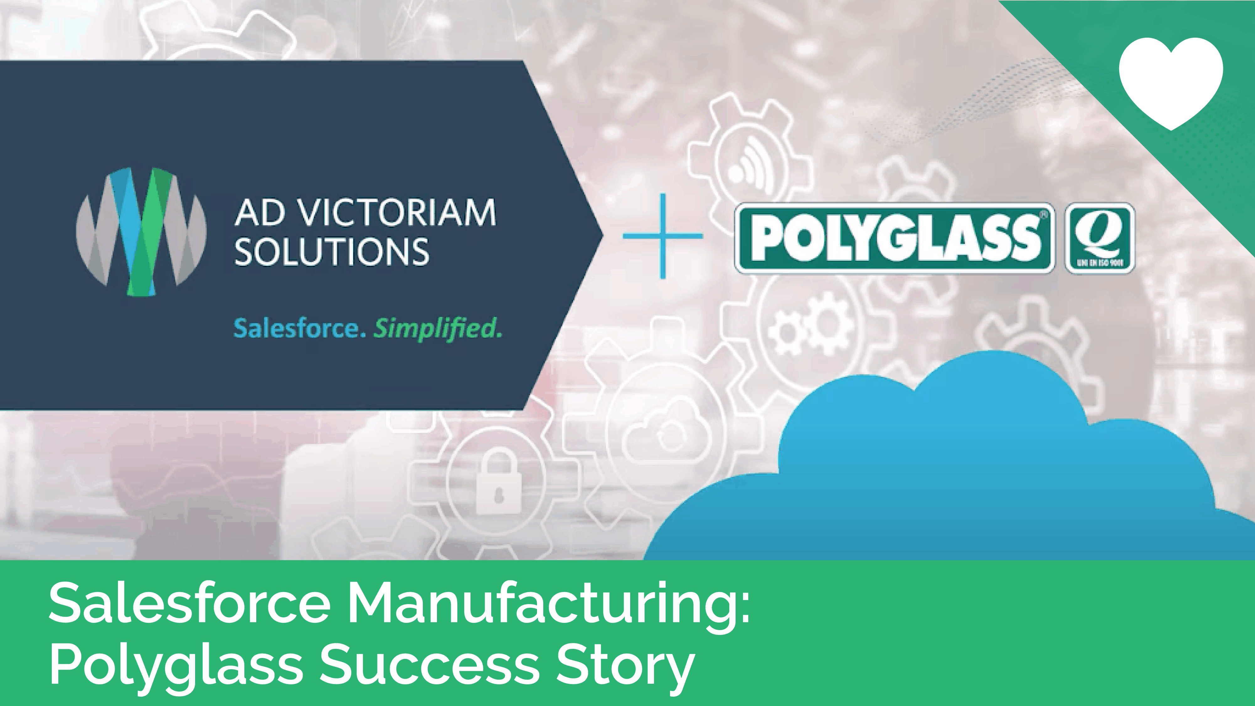 Salesforce Manufacturing: Polyglass Success Story