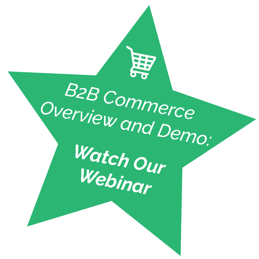 Watch B2B Commerce Webinar