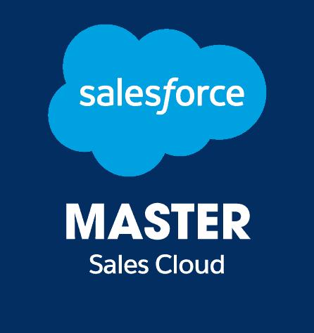 Salesforce Sales Cloud Master