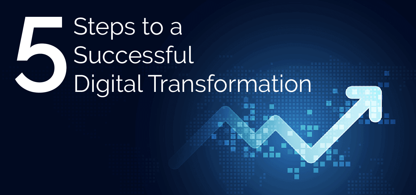 5 Steps to a Successful Digital Transformation