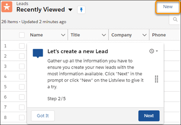 Add Walkthrough Steps That Go Beyond New, Edit, and Clone Pages