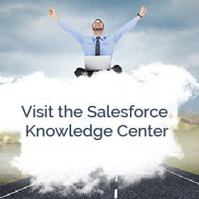 Knowledge Center Salesforce
