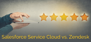 Salesforce Service Cloud vs. Zendesk