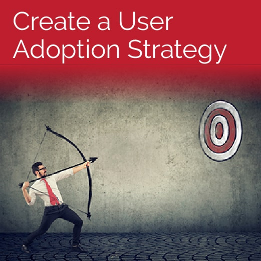 Create a User Adoption Strategy