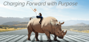 Charging Forward with Purpose