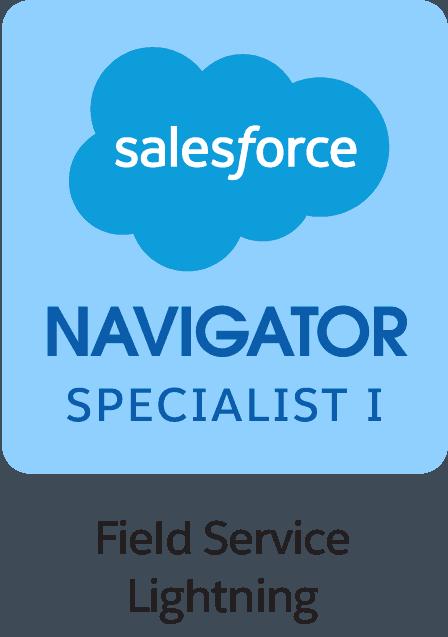 Navigator Product Specialist - Field Service Lightning