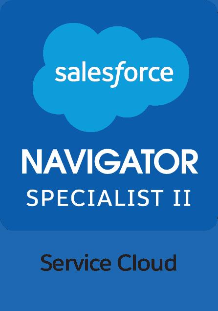 Navigator Product Specialist - Service Cloud