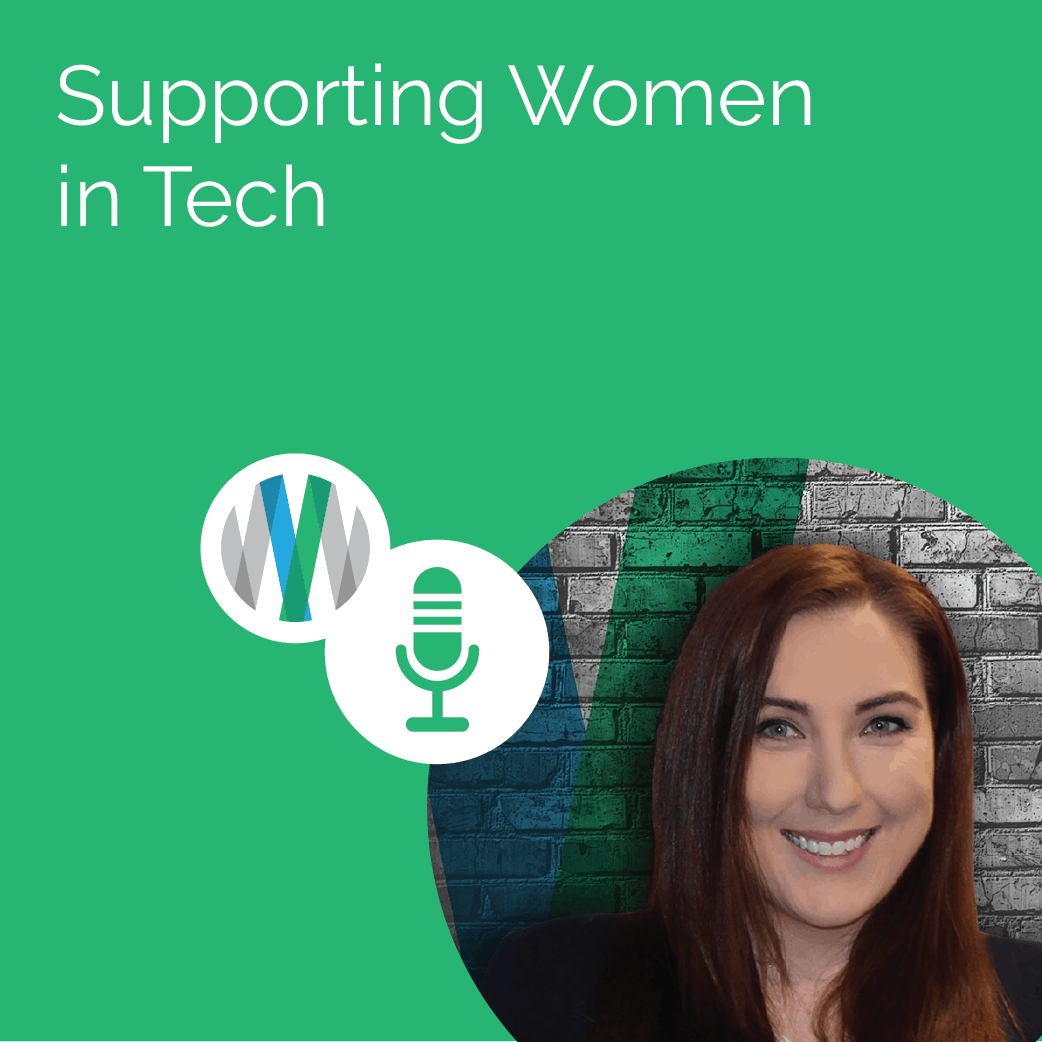 Support Women in Tech Podcast - Ad Victoriam Solutions