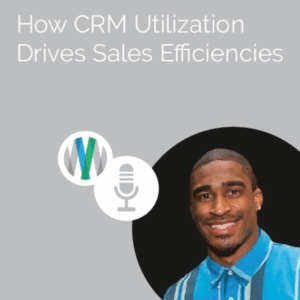 How CRM Utilization Drives Sales Efficiencies