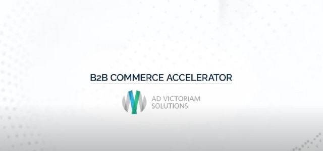 Salesforce B2B Commerce Accelerator