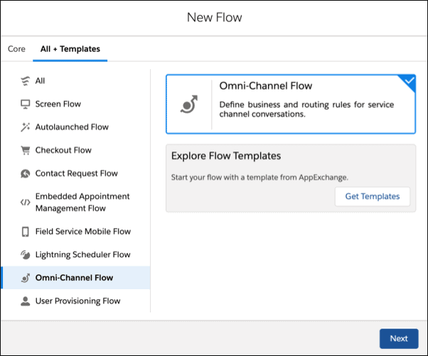 Connect Your Customers to the Right Service Agents Using Omni-Channel Flow - 2