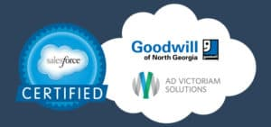 AdVic and Goodwill Team Up for Salesforce Training